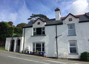 Thumbnail 2 bed flat for sale in Church Street, Aberdovey Gwynedd