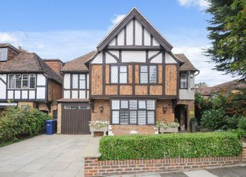Thumbnail 5 bed detached house for sale in Vivian Way, Hampstead Garden Suburb