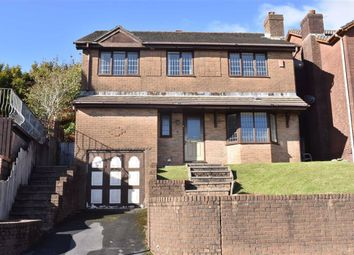 Thumbnail 4 bed detached house for sale in Rural Way, Tycoch, Swansea