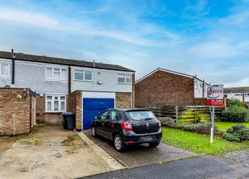 Thumbnail 3 bed end terrace house for sale in Sinclare Close, Enfield