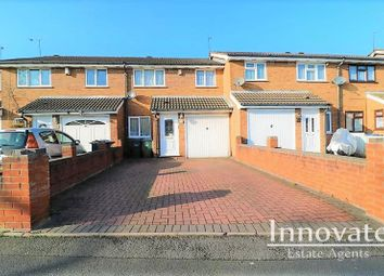 Thumbnail 3 bed terraced house for sale in York Road, Rowley Regis