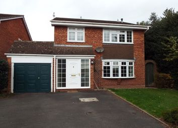 Thumbnail 4 bed property to rent in Hawthorn Road, Bromsgrove