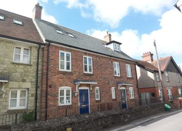 Thumbnail 3 bed terraced house for sale in Woodman Court, Shaftesbury, Dorset