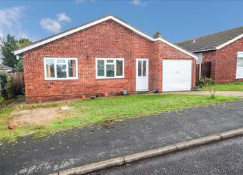 Thumbnail 4 bed bungalow for sale in Buddleia Drive, Branston, Lincoln