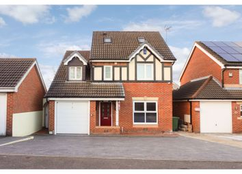 Thumbnail 4 bed detached house for sale in Emmerson Road, Somercoates