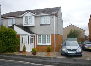 Thumbnail 3 bedroom semi-detached house for sale in Yeo Close, Efford, Plymouth