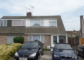Thumbnail 2 bed semi-detached house for sale in Chestnut Avenue, Clacton-On-Sea