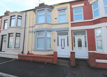 Thumbnail 3 bedroom town house for sale in Long Lane, Wavertree, Liverpool