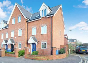 Thumbnail 3 bedroom end terrace house for sale in Howard Street, East Ipswich, Ipswich