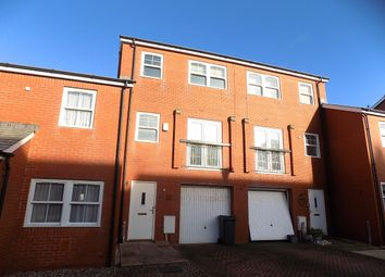 Thumbnail 3 bed town house to rent in Admiral Gardens, Blackpool