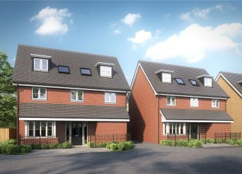 Thumbnail 5 bed detached house for sale in Bury Water Lane, Newport, Saffron Walden