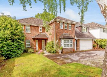 Thumbnail 5 bed detached house for sale in Potash Road, Billericay