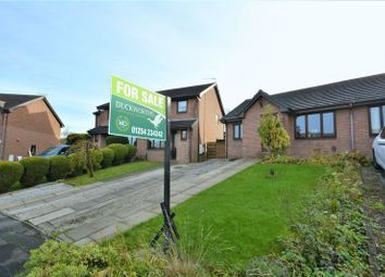 Thumbnail 2 bed semi-detached bungalow for sale in Turnpike Grove, Oswaldtwistle, Accrington