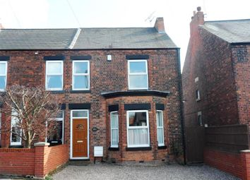 Thumbnail 4 bed terraced house to rent in Avenue Road, Retford
