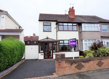 Thumbnail 3 bed semi-detached house for sale in Zig Zag Road, Liverpool