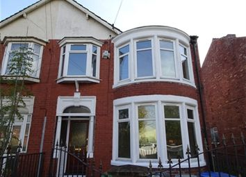 Thumbnail 3 bedroom property to rent in Kings Road, Old Trafford, Manchester