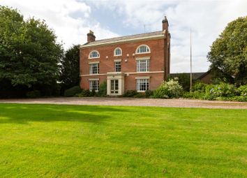 Thumbnail 5 bed detached house for sale in Brockton, Eccleshall, Stafford