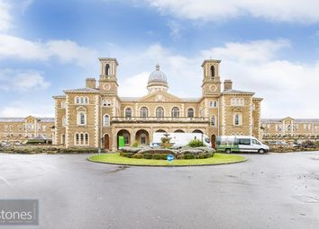 Thumbnail 2 bed flat for sale in Princess Park Manor, Royal Drive, London