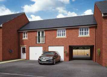 Thumbnail 2 bed flat for sale in Home Straight, The Bucklebury, Newbury, Berkshire