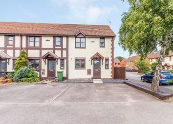Thumbnail 3 bed end terrace house for sale in Kember Close, St. Mellons, Cardiff