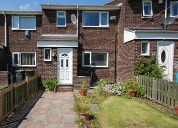 Thumbnail 3 bedroom terraced house to rent in West Avenue, Palmersville, Newcastle Upon Tyne