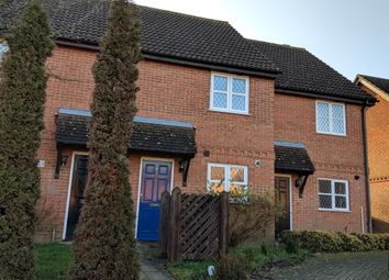 Thumbnail 2 bed terraced house to rent in Garden Way, Kings Hill