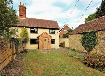 Thumbnail 2 bed semi-detached house to rent in Longs Cottages, Main Street, East Challow, Wantage