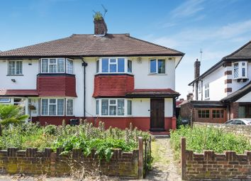 Thumbnail 4 bed end terrace house for sale in Kings Avenue, London