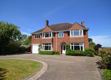 Thumbnail 5 bed detached house for sale in Wendover Road, Weston Turville, Aylesbury