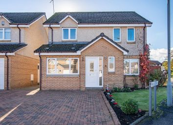 Thumbnail 3 bed detached house for sale in Vale Grove, Bridge Of Allan, Stirling, Scotland