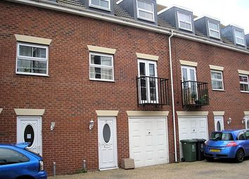 Thumbnail 3 bedroom town house for sale in Heritage Mews, Mill Road, Cobholm