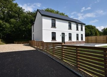 Thumbnail 4 bed detached house for sale in Fforestfach, Swansea