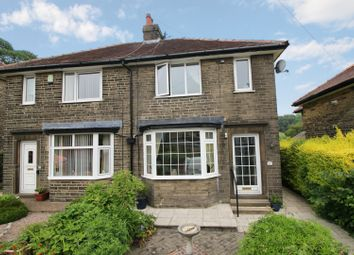 Thumbnail 3 bed semi-detached house for sale in Hallroyd Rd, Tomorden, Lancashire