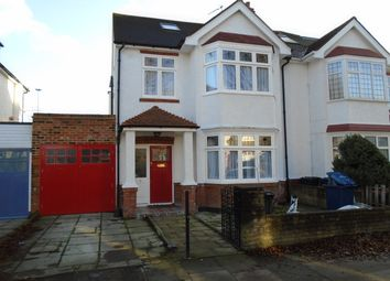 Thumbnail 5 bedroom semi-detached house to rent in Cawdor Crescent, Hanwell