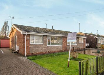 Thumbnail 3 bed bungalow for sale in Winchester Close, Hull