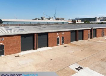 Thumbnail Light industrial to let in Unit 12, Warnford Business Centre, Clayton Road, Hayes, Middlesex