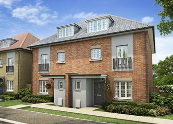 Thumbnail 4 bed semi-detached house for sale in London Road, Downham Market