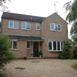 Thumbnail 4 bedroom property to rent in Hayes Walk, Elton, Peterborough