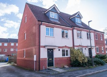 Thumbnail 3 bed end terrace house to rent in Palmerston Road, Ilkeston