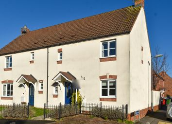 Thumbnail 3 bed semi-detached house for sale in Pasture Way, Chase Meadow Square, Warwick