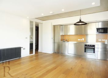 Thumbnail 1 bed flat to rent in Centric Close, Oval Road, London