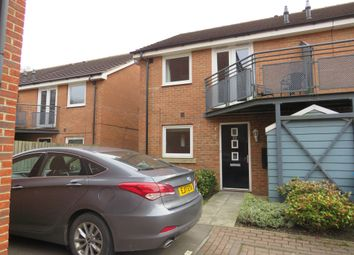 Thumbnail 1 bed town house for sale in Sandwell Park, Kingswood, Hull