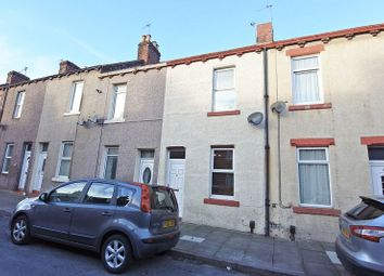 Thumbnail 2 bed terraced house for sale in Gloucester Road, Carlisle