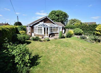 Thumbnail 4 bed detached bungalow for sale in Cliff Crescent, Waddingham, Gainsborough
