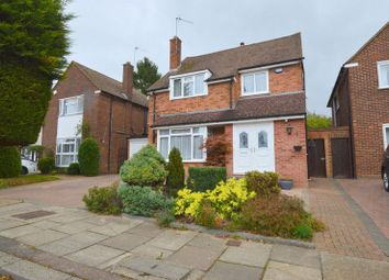 Thumbnail 4 bed detached house for sale in Woodhall Gate, Pinner