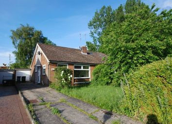 Thumbnail 2 bed semi-detached bungalow for sale in Cheswick Drive, Gosforth, Newcastle Upon Tyne