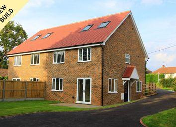 Thumbnail 4 bed semi-detached house for sale in Brickyard Lane, Mark Cross, Crowborough