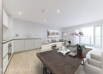 Thumbnail 1 bed flat for sale in Garrick House, High Street, Hampton Hill, Hampton