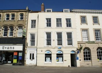 Thumbnail 2 bed flat for sale in The Mall, Bridge Street, Andover