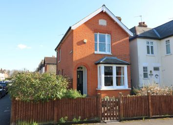 Thumbnail 3 bed detached house for sale in Rusham Park Avenue, Egham